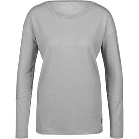 tentree Goji Longsleeve Shirt Women grey